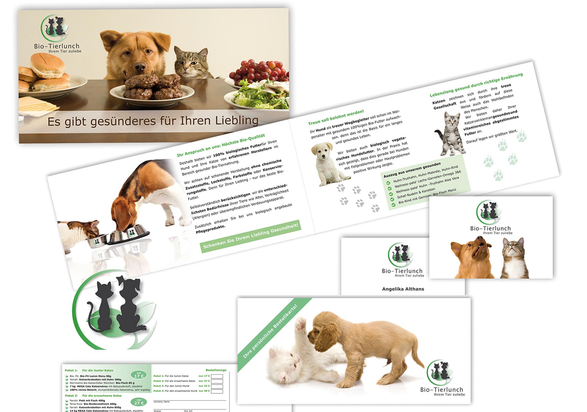Existenzgründung für Bio-Tiernahrung - perfekte Unterstützung