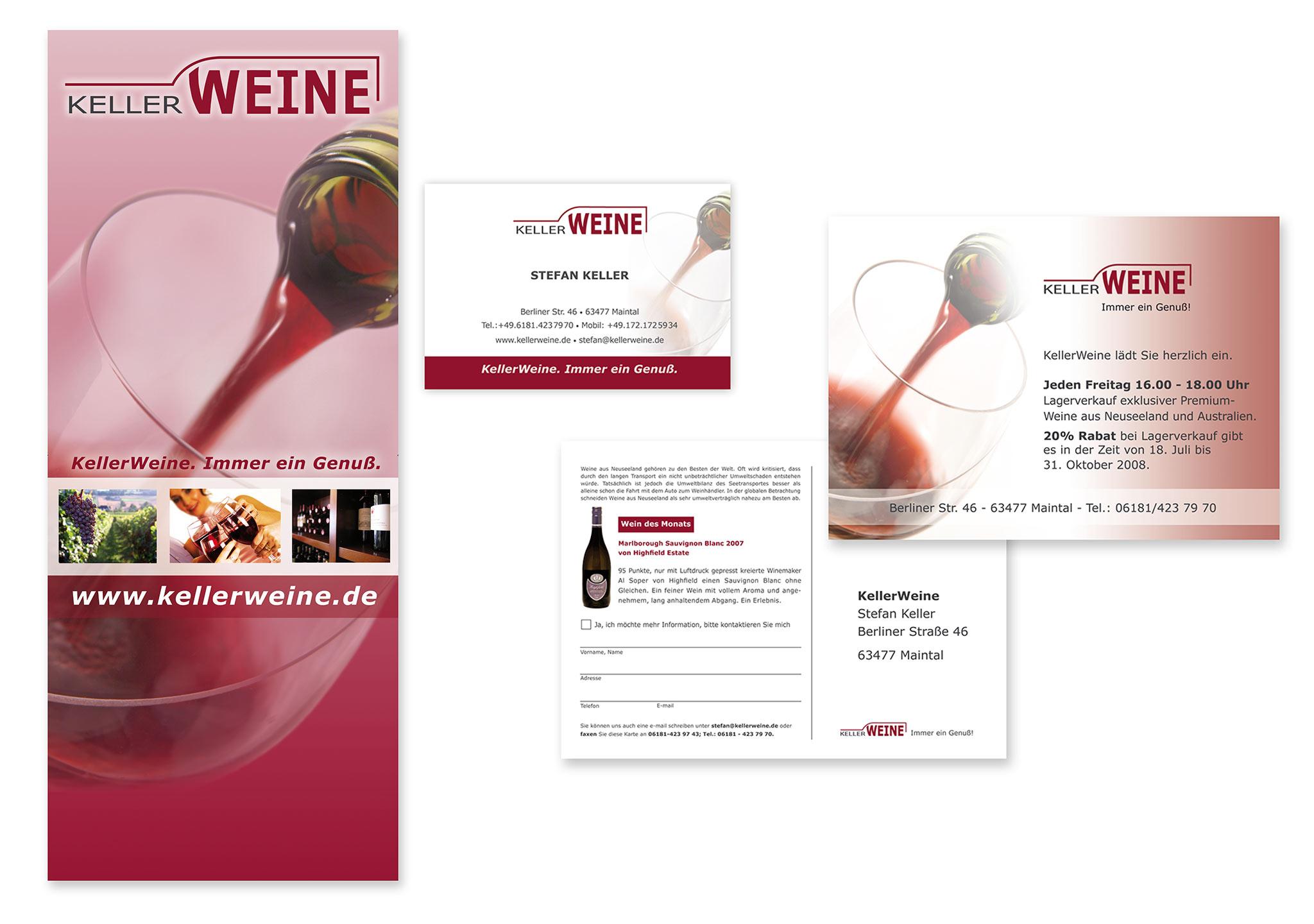 Weinhandel für Existenzgründer online zum Erfolg