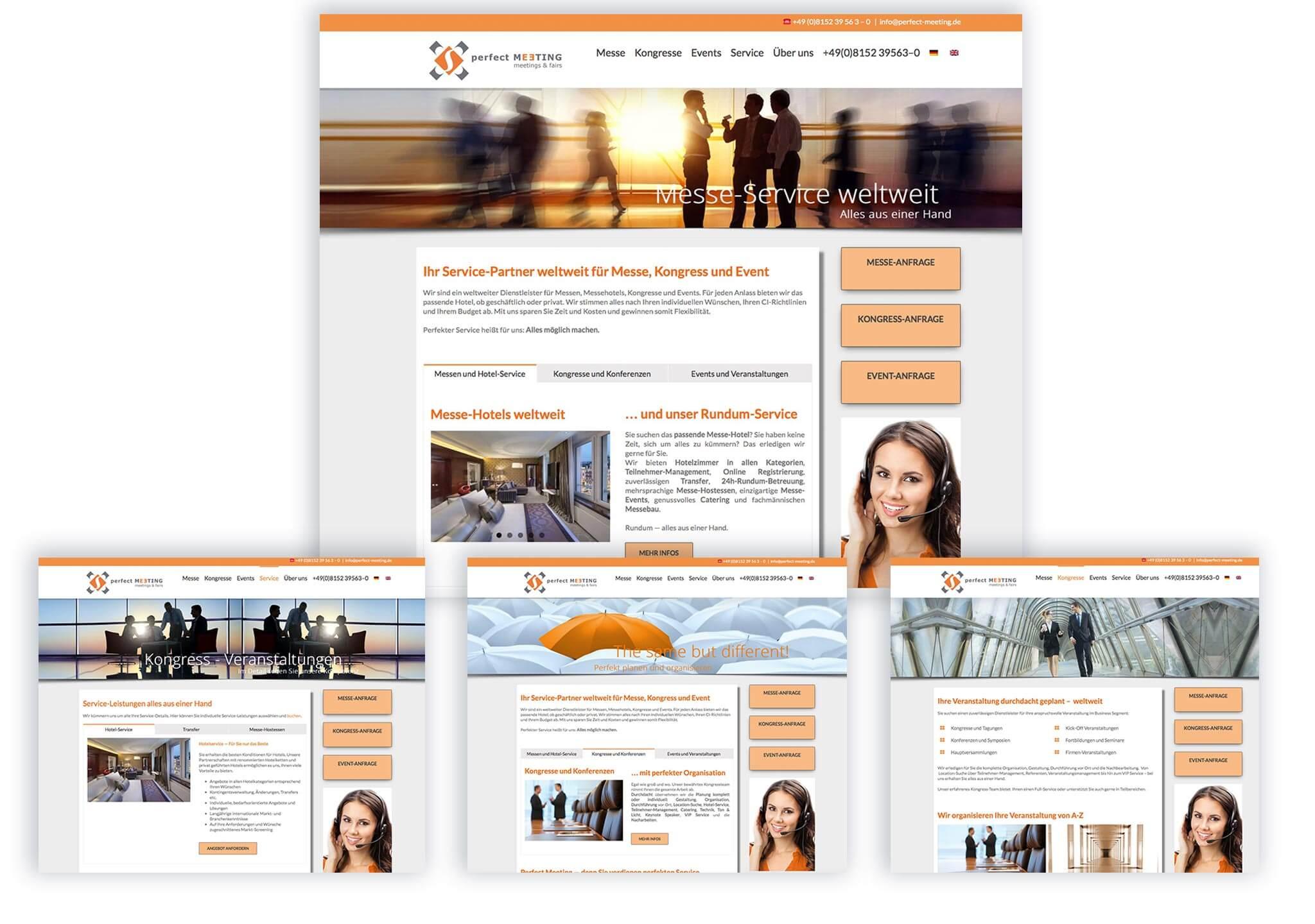 Webdesign Hotelbuchungen - immer perfekt online