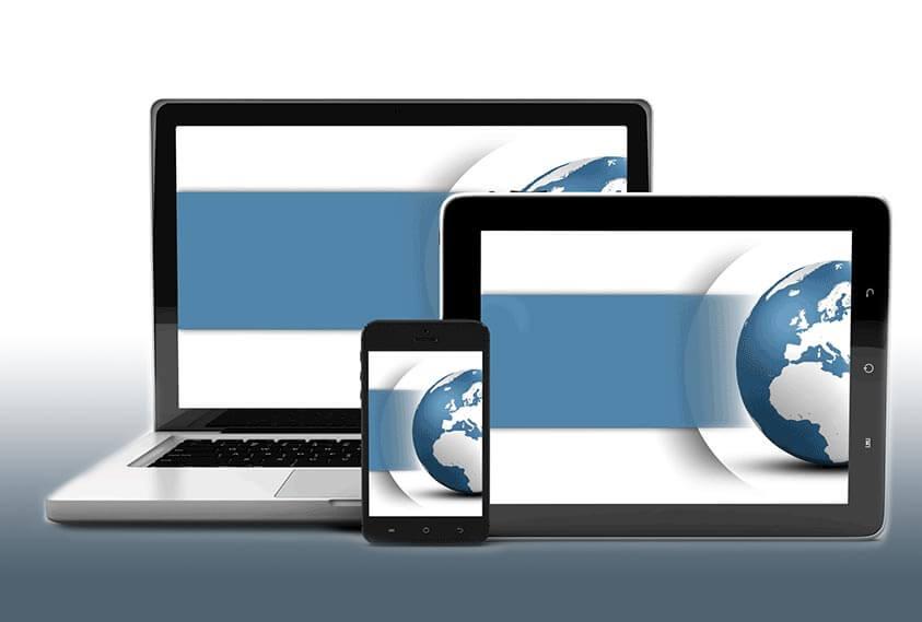Unsere Werbeagentur mit Webdesign optimal auf allen Plattformen